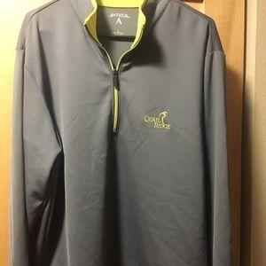 Antigua Shirts - Antigua Golf Pullover